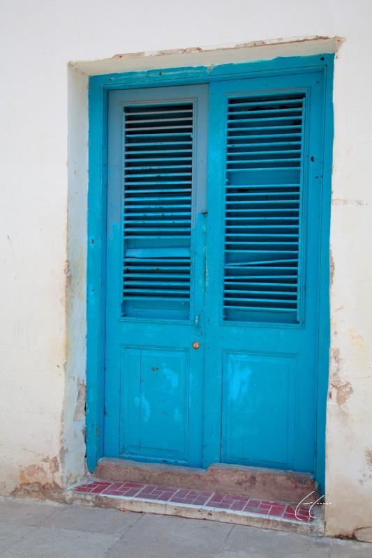 Vintage Abode - Azure
