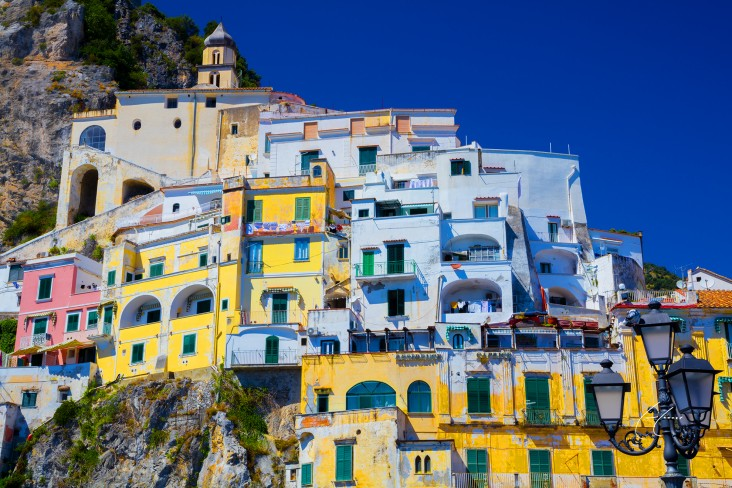 Colori di Amalfi