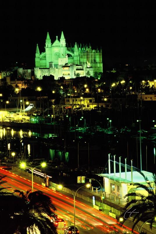 Glowing Palma de Mallorca