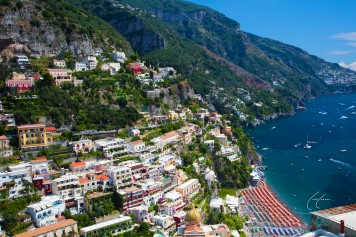 Lost In Positano